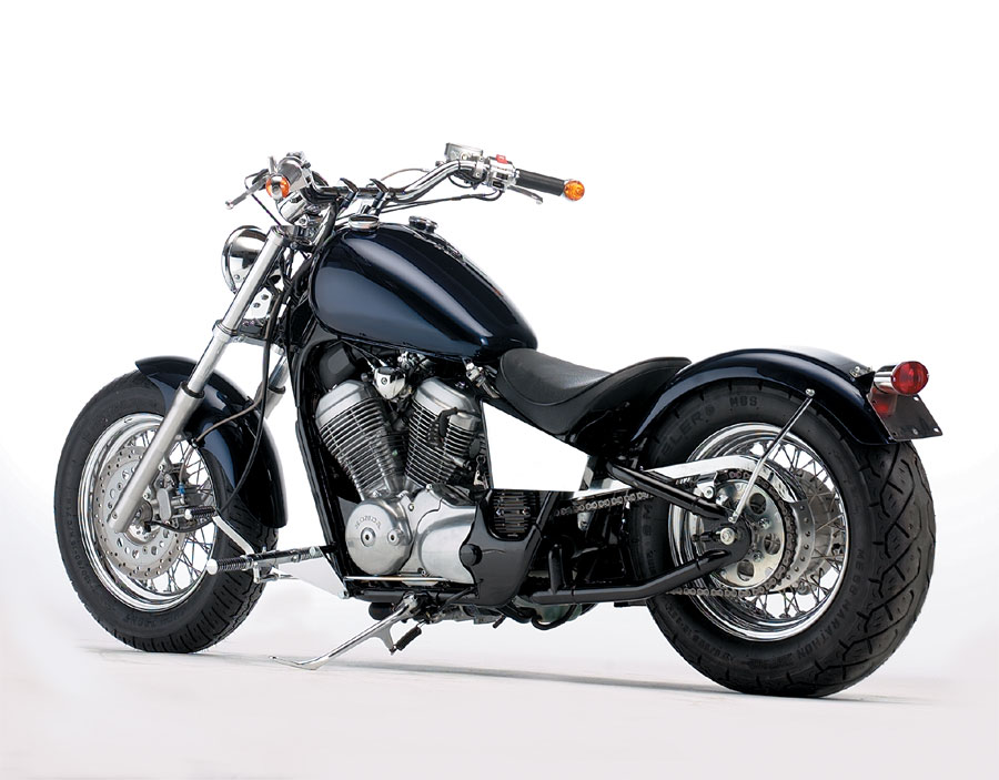 Honda Shadow VT600 and 750 1988 – 2009 Haynes Owners Service