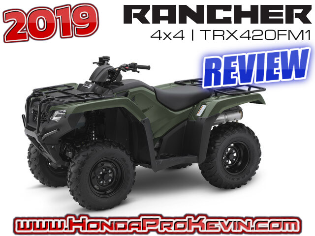 CLYMER SERVICE MANUAL HONDA RANCHER TRX350FE ES 4X4 /& TRX350FM 4X4 2000-2006 4WD