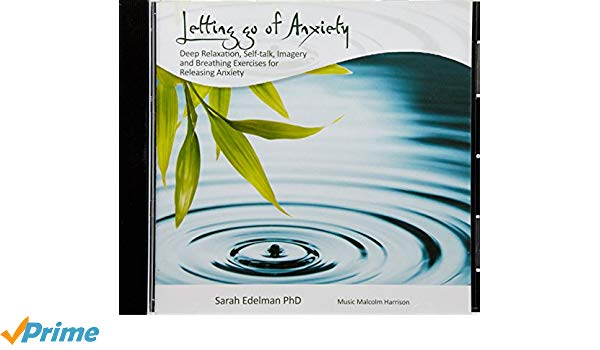 Letting Go – Sarah Edelman – Discount – Guided Meditation and Deep