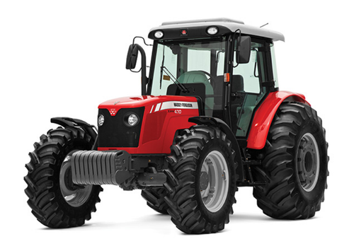 Massey Ferguson Mf4200 Tractor Factory Workshop And Repair