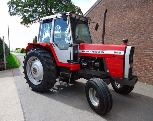 Massey Ferguson Mf3600 Series Tractor Factory Workshop And